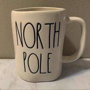 Rae Dunn North Pole Mug
